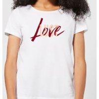 Love & Lust Women's T-Shirt - White - XS - White