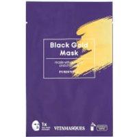 Vitamasques Black Gold Dust Sheet Mask 20ml
