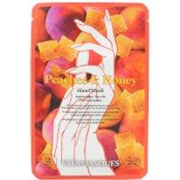 Vitamasques Peach and Honey Hand Mask 2 x 13g