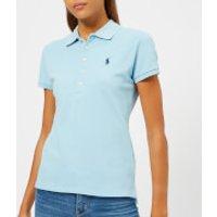 Polo Ralph Lauren Women's Julie Polo Shirt - Light Blue - XS - Blue