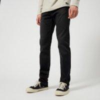 Edwin Mens ED-80 Slim Tapered Jeans - Mineral Wash - W34/L30 - Black