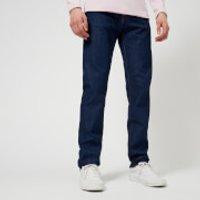 Edwin Mens ED-80 Slim Tapered Jeans - Rinsed - W30/L32 - Blue