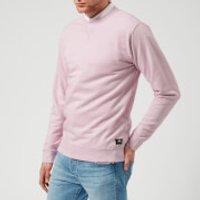 Edwin Men's Classic Crew Sweatshirt - Pink - M - Pink