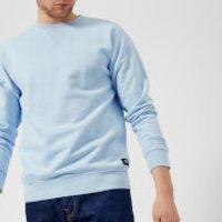 Edwin Men's Classic Crew Sweatshirt - Pool - M - Blue