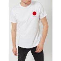 Edwin Men's Japanese Sun T-Shirt - White - XL