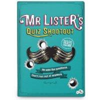 Big Potato Mr. Lister's Quiz Shootout Card Game - Quiz Gifts