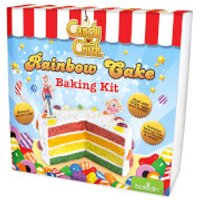bakedin Candy Crush Rainbow Cake - Candy Gifts