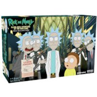 Close Rick Counters of the Rick Kind Deck Building: Rick and Morty - Building Gifts