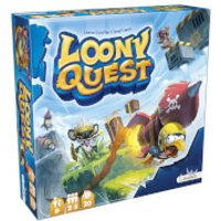 Loony Quest Board Game