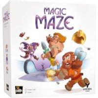 Magic Maze Game
