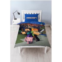 Minecraft Goodguys Duvet Set - Single - Bedding Gifts