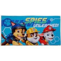 Paw Patrol Spy Towel - Paw Patrol Gifts