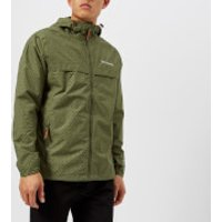 Columbia Men's Jones Ridge Jacket - Mosstone Print - XXL - Green