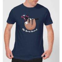 My Spirit Animal T-Shirt - Navy - M - Navy