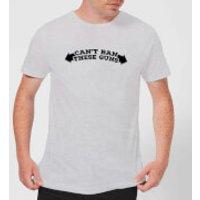 Can't Ban These Guns T-Shirt - Grey - XXL - Grey - Guns Gifts