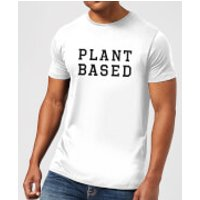 Plant Based T-Shirt - White - XXL - White