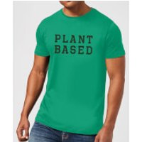 Plant Based T-Shirt - Kelly Green - S - Kelly Green