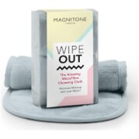 Magnitone London WipeOut! The Amazing MicroFibre Cleansing Cloth Grey (x 2)