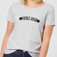 Can't Ban These Guns Women's T-Shirt - Grey - XXL - Grey - Guns Gifts