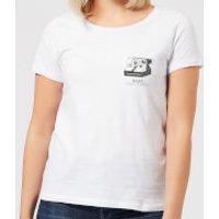 Make Magic Happen Women's T-Shirt - White - XXL - White - Magic Gifts