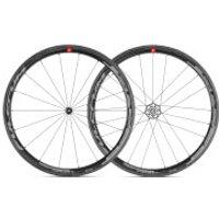 Fulcrum Racing Speed 40C C17 Clincher Wheelset - Shimano
