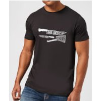 The Best Way To Cut Them Carbs T-Shirt - Black - L - Black