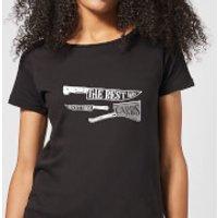 The Best Way To Cut Them Carbs Women's T-Shirt - Black - XL - Black