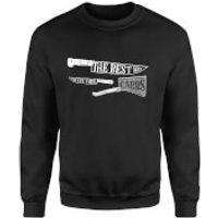 The Best Way To Cut Them Carbs Sweatshirt - Black - M - Black