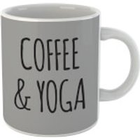 Coffee And Yoga Mug - Yoga Gifts