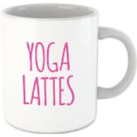 Yoga Lattes Mug - Yoga Gifts