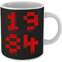 1984 Gaming Mug - Gaming Gifts