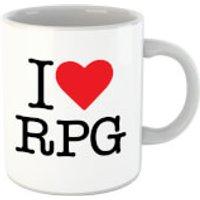 I Love RPG Mug