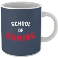 School Of Gaming Mug - School Gifts