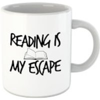 Reading Is My Escape Mug - Reading Gifts