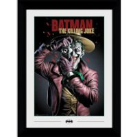 DC Comics Killing Joke Cover Collector's 50 x 70cm Framed Photograph - Joke Gifts