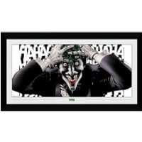 DC Comics Killing Joke Collector's 50 x 100cm Framed Photograph - Joke Gifts