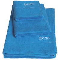 Hugo BOSS Plain Towels - Pool - Bath Sheet - Blue