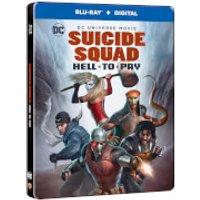 Suicide Squad: Hell To Pay - Steelbook Edición Limitada Exclusivo de Zavvi