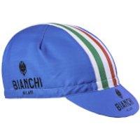 Bianchi Neon Cap - Blue