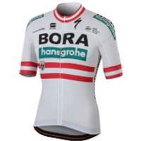Sportful Bora Hansgrohe BodyFit Team Jersey - Austrian National Champion Edition - XL - Austrian National Champion