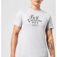 Best Grandma Ever T-Shirt - Grey - XXL - Grey - Grandma Gifts