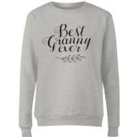 Best Granny Ever Women's Sweatshirt - Grey - L - Grey