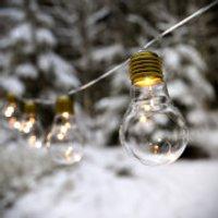 Lumify Vintage Bulbs USB Solar Vintage Bulb Lights - Usb Gifts