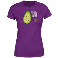 Mother's Day I Hass The Best Mum T-Shirt - Purple - XXL - Purple - Mothers Day Gifts