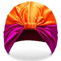 SILKE Hair Wrap The Poppy - Pink and Orange