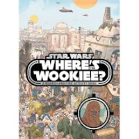 Star Wars: Where's the Wookiee? (Paperback) - Books Gifts