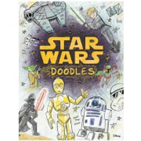 Star Wars: Doodles (Paperback) - Books Gifts