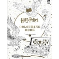 Harry Potter Colouring Book (Paperback) - Books Gifts
