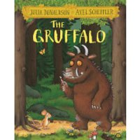 The Gruffalo - Julia Donaldson (Paperback) - Books Gifts