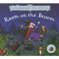 Room on The Broom - Julia Donaldson (Paperback) - Books Gifts